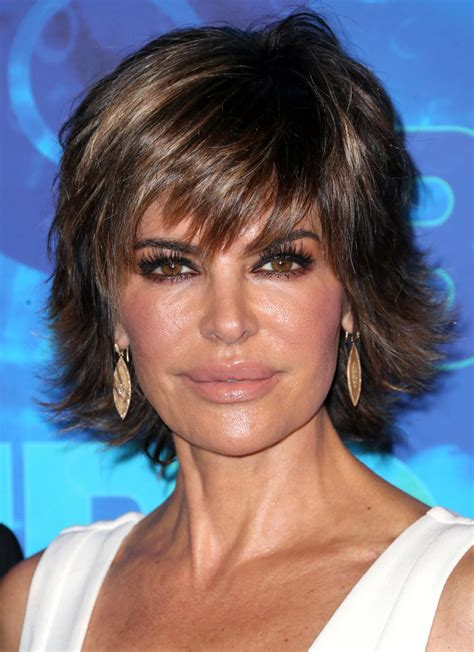 cutting instructions lisa rinna haircut razor cut hairstyles design short hairstyle 2013