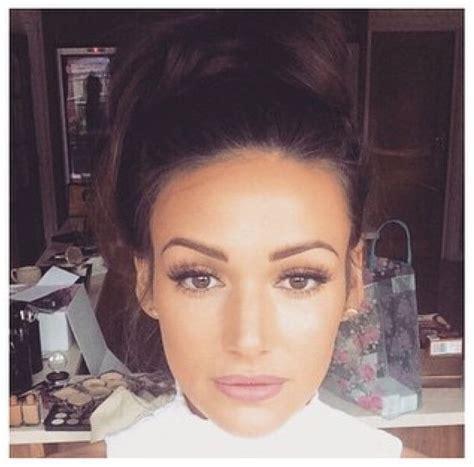 michelle keegan eyebrows tattooed michelle keegan makeup beauty pinterest michelle