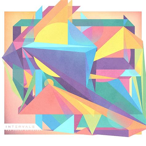 the color and the shape intervals the shape of colour album