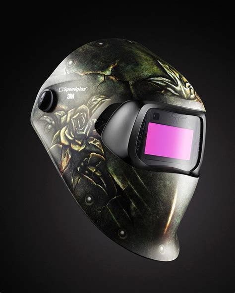 design welding helmet 3m speedglas steel rose welding helmet 100 with auto