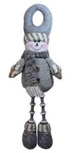 Snowman Silver wholesale silver snowman doorknob hanger buy