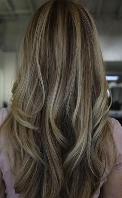 What Do Lowlights In Hair Look Like | what do lowlights look like highlights hair and haircolor