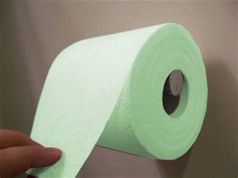 How To Make Glow In The Toilet Paper - glow in the toilet paper is really and