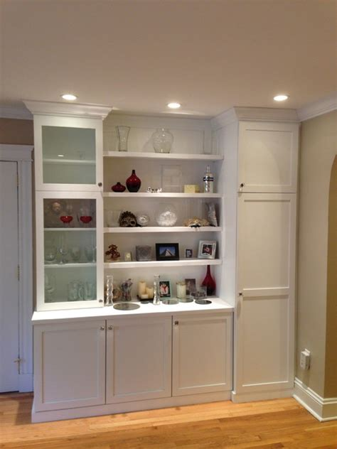 living room closet built ins with hidden coat closet eclectic living room