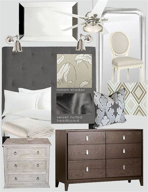 grey and brown bedroom color palette cozy master bedroom inspiration by bryn alexandra beige