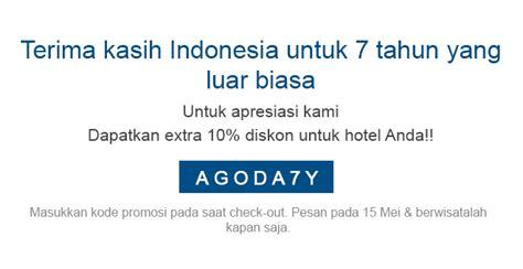 agoda diskon 10 diskon 10 hotel agoda pesan online dengan kode promo