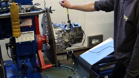 Rally Auto Transmission by Quaife Qke11e Lotus Toyota Sequential Gearkit Dyno Testing