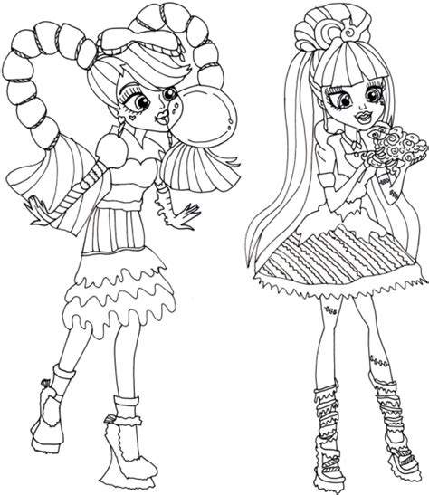 monster high coloring pages you can print monster high coloring pages coloringsuite com