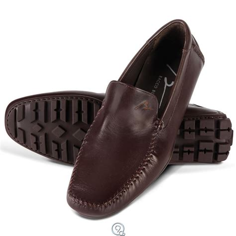 mens bacco bucci italian leather driving moccasins shoes