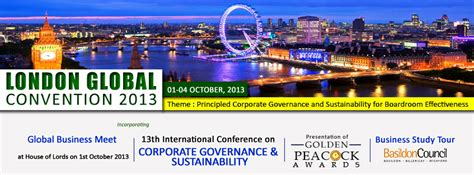 2012 global challenges institute educating globally institute of director presents london global convention