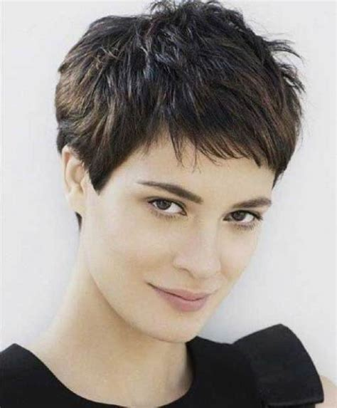 choppy pixie haircuts short hairstyles for fine hair