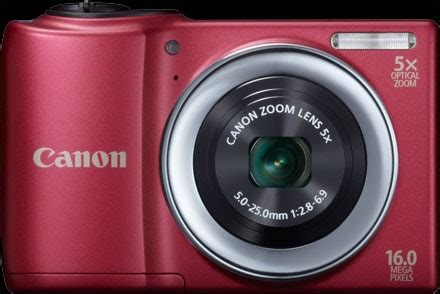 Kamera Canon A810 canon powershot a810