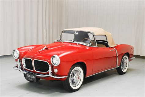 fiat convertible 1958 fiat 1100 tv convertible hyman ltd cars