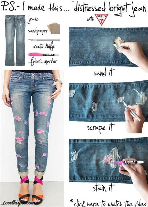 Diy Clothing Ideas by Truly Awesome Diy Ideas To Renew Your