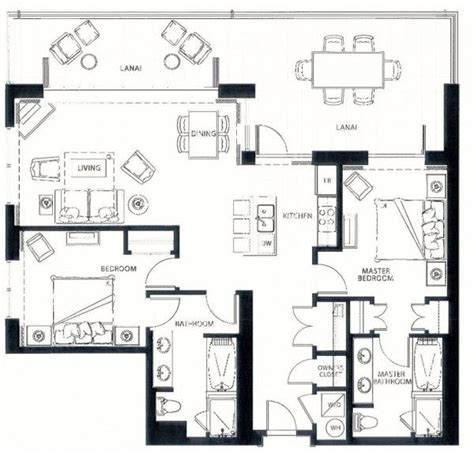 honua kai floor plan honua kai floor plans carpet review