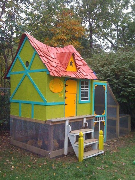 diy fairytale cottage chicken coop total survival