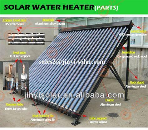 solar panel stock tank heater en12976 split pressruzied solar stock tank heater with