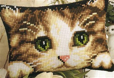 molde de gatos en punto de cruz 3 jpg bethsteiner almofada gato em ponto cruz