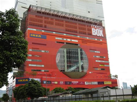 Megabox and IKEA restaurant ? Journey to Hong Kong