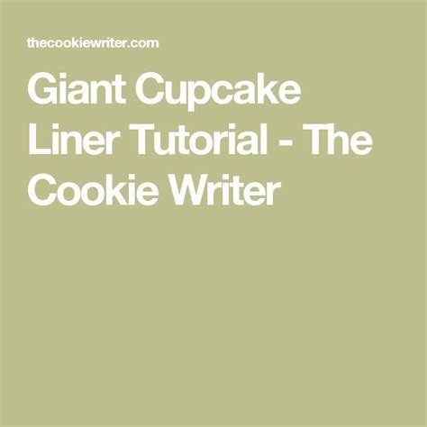 giant cupcake liner template best 25 cupcake liners ideas on cupcake