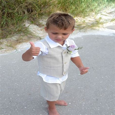 Wedding Attire For Toddlers by Toddler Boy Wedding Attire Unique Wedding Ideas