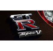 Nissan GT R SpecV Sign Wallpaper  Car Wallpapers 5832