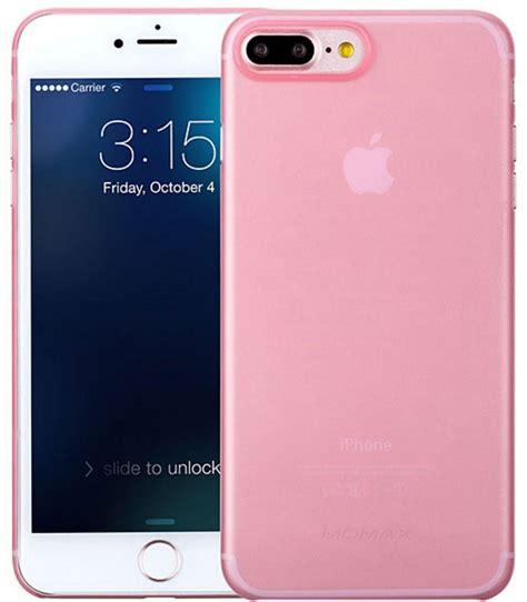 Iphone 7 Plus Pink iphone 7 plus iphone 8 plus ultra dun hoesje cover roze pink 0 3mm geeektech