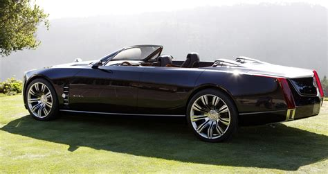 cadillac 4 door convertible 2011 cadillac ciel 4 door convertible concept unveiled