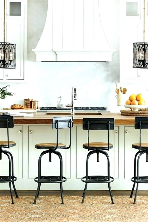 Kitchen Island Swivel Stools With Backs by Kitchen Island Bar Stools With Backs Home Safe
