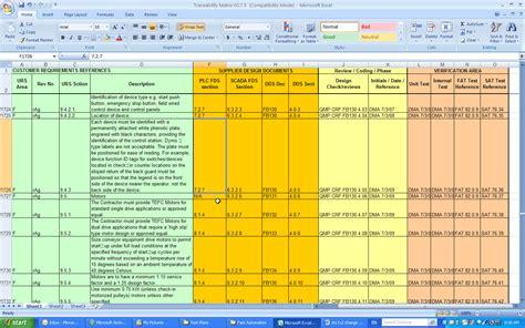 traceability matrix template traceability matrix related keywords traceability matrix