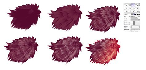 simple fur easy fur tutorial by ryky on deviantart