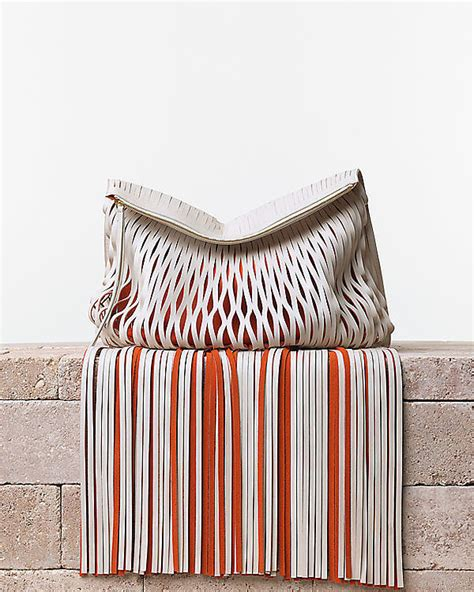 Clutch Bottega Line Brown ignore the price tags and just enjoy these bags