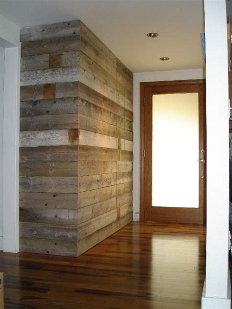 wood accent wall loving the barn wood accent wall for the home