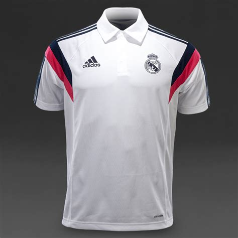 Kaos Baju Tshirt Oakley Black polo shirt real madrid white 2014 2015 big match