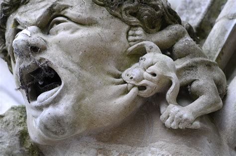 beware the faithful medieval gargoyles