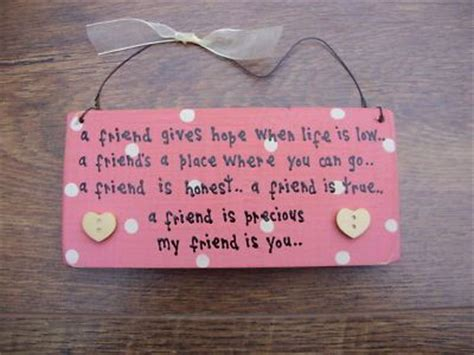 Handmade Gifts For Best Friends - pin by donaye vessels on going away gifts