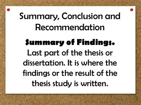 findings section of a dissertation thesis writing proposal