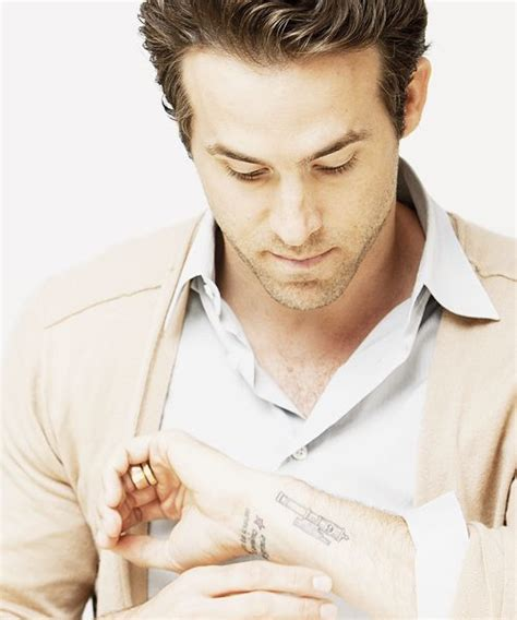 ryan reynolds wrist tattoo 423 best images on