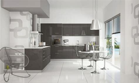 cuisine sol blanc la cuisine schmidt est synonyme de style et de praticit 233