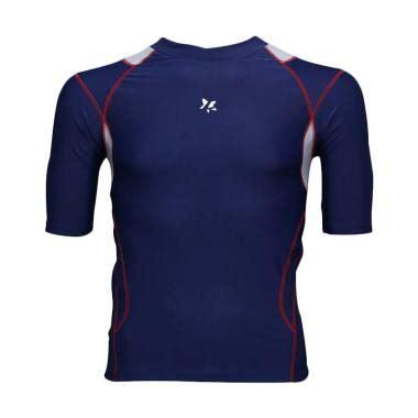 Baju Renang Lasona jual lasona bm q2855 l4 baju atasan renang pria biru dongker gainsboro harga