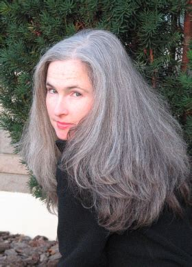 how to care for thick gray hair on over sixty woman long thick gray hair going going gray pinterest