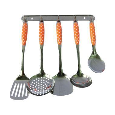Alat Dapur Perabot Masak Supra Rosemarry Supreme Set 7 Warna 1 jual alat masak spatula model terbaru harga menarik