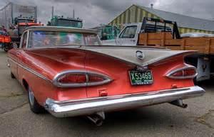 Platform Bed Parts - 1959 1960 el camino