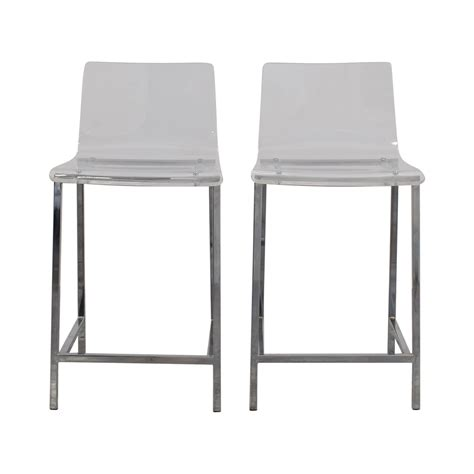 lucite counter chairs acrylic bar stools acrylic bar stools for your stylish