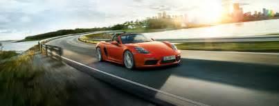 Porsche Images Porsche 718 Boxster Models Porsche Usa
