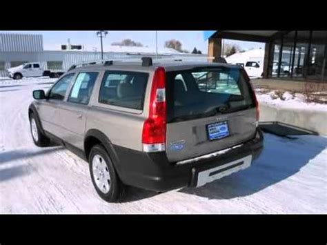 volvo xc  awd leather sunroof station wagon  billings mt  youtube