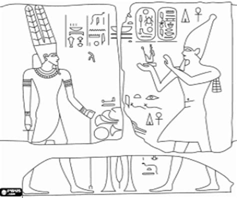 coloring pages for egyptian hieroglyphs ancient egyptian hieroglyphics coloring pages coloring pages