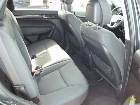 2011 Kia Sorento Interior Dimensions by Black Interior 2011 Kia Sorento Lx Awd Photo 47388515
