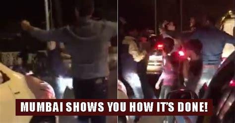 The Power Of Ka Rsquo mumbaikars in traffic jam on new years