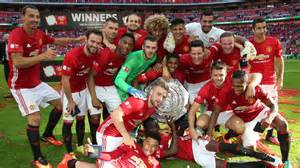 Gallery manchester united s 21 community shield wins official